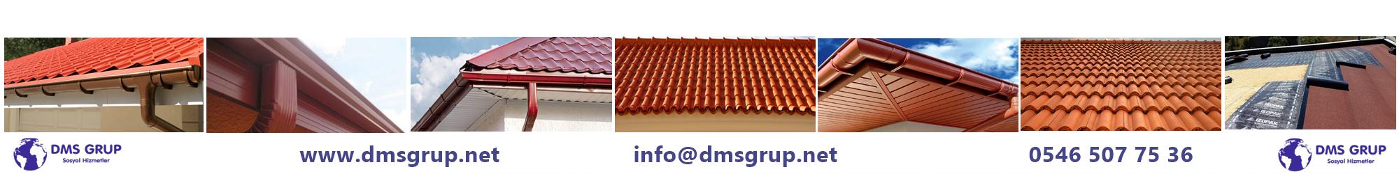 Dms Grup Tesisat & Yalıtım İşleri  Çatı İzolasyon Tesisat & Yalıtım İşleri